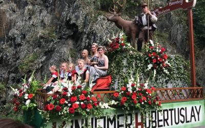 Straßenfest in Kinheim-Kindel