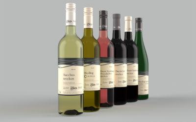 Weinproben für zu Hause