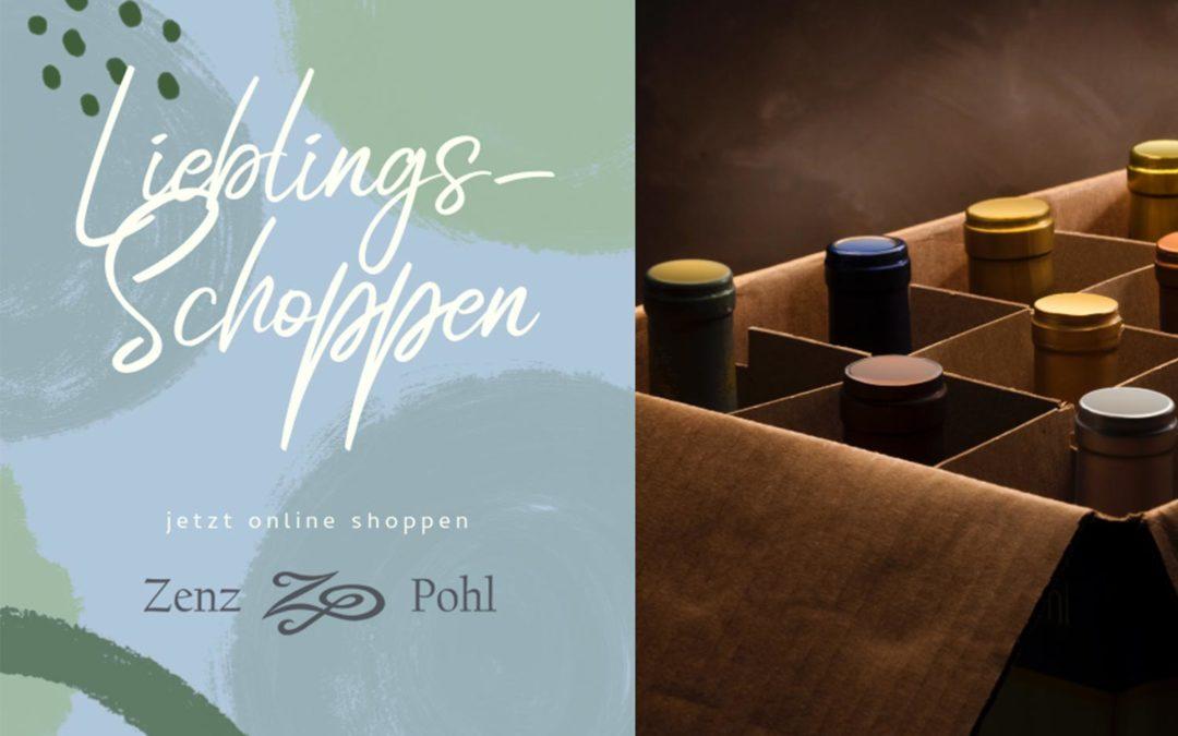 Lieblings-Schoppen online Shoppen